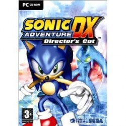 Sonic DX Adventure Director's Cut