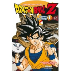 Dragon Ball Z Partie 4 Tome 01