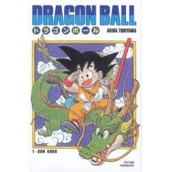 Dragon Ball Double Nouvelle Edition Tome 01 & 02