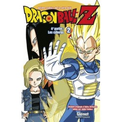 Dragon Ball Z Partie 4 Tome 02