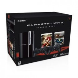 SONY PS3 60 Go Starter Pack