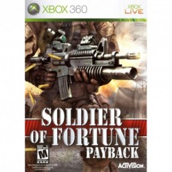 Soldier of Fortune Payback US