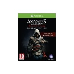 Assassin's Creed 4 Black Flag Edition Jackdawn
