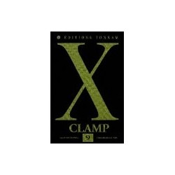 X de Clamp Tome 09