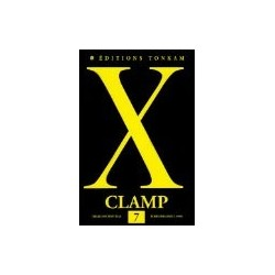 X de Clamp Tome 07