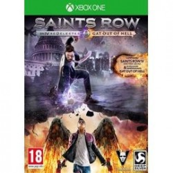 Saints Row 4 Re Elected Gat Out of Hell