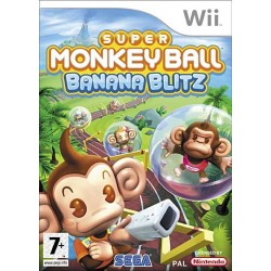 Monkey Ball Banana Blitz