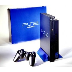Sony PS2 Noire