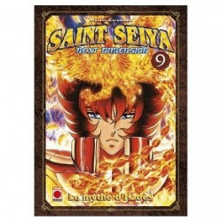Saint Seiya Next Dimension Tome 09