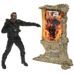 McFarlane's Movie Maniacs 4 T-800 from Terminator 2 Judgment Day