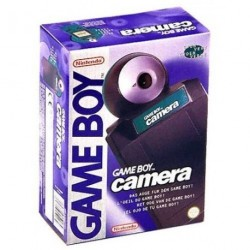 Game Boy Camera Verte