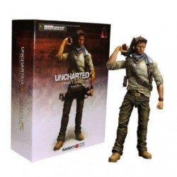Figurine Uncharted 3 Illusion De Drake Play Arts Kai Nathan Drake