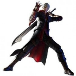 Figurine Devil may cry Nero Play Arts Kai