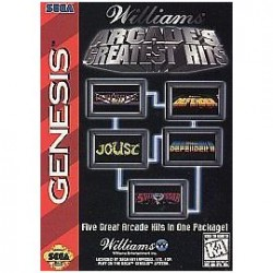 Williams Arcade greatest hits