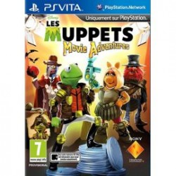 Les Muppets Movie Adventures