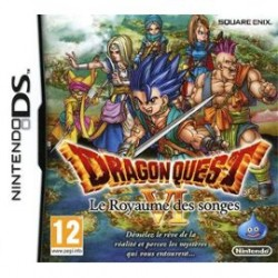 Dragon Quest VI - Le royaume des songes