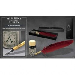 Assassins Creed Unity Limited Plume et Encre