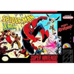Spider-Man X-Men Arcade's Revenge