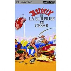 Astérix et la surprise de Cesar - UMD Video