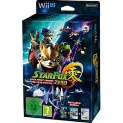 Star Fox Zero - First Print Edition