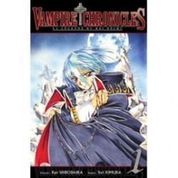 Vampire chronicles - La legende du roi déchu - Tome 1
