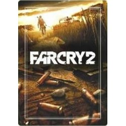 Far Cry 2 - Steelbook Edition