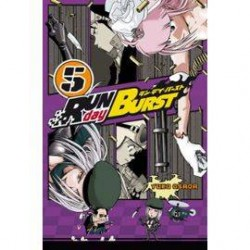 Run day Burst - Tome 5