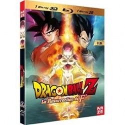 Dragon Ball Z Le Film La résurrection de F