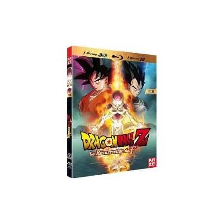 Dragon Ball Z - Le Film : La résurrection de F