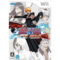 Bleach Versus Crusad JAP