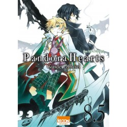 Pandora Hearts Guide Officiel 8.5