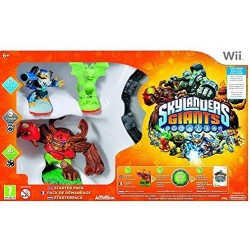 Skylanders Giants Glow In The Dark Starter Pack