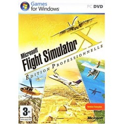 Flight Simulator X Edition Professionnelle