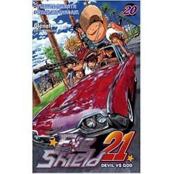 Eye Shield 21 Tome 20
