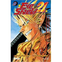 Eye Shield 21 Tome 09
