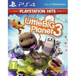 Little Big Planet 3 Playstation Hits