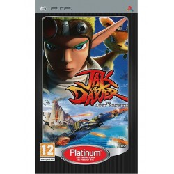 Jak And Daxter The Lost Frontier Platinum