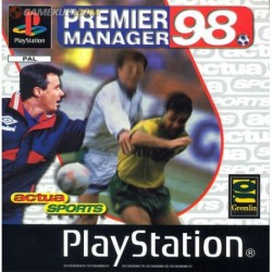 Canal + Premier Manager 98