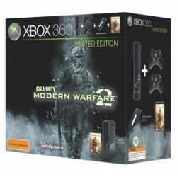 Microsoft XBOX 360 Elite 250Go Limited Edition Modern Warfare 2