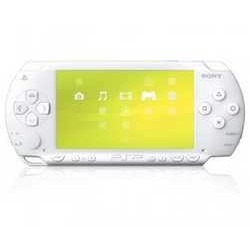 SONY PSP 1000 Blanche