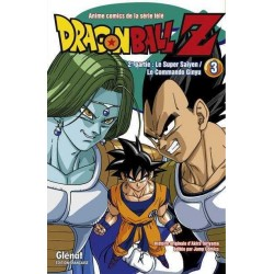 Dragon Ball Z Partie 2 Tome 03