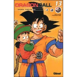 Dragon Ball Double Tome 13