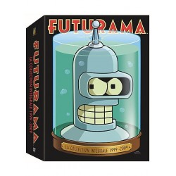 Futurama Integrale 1999-2009 Coffret 19 Dvd