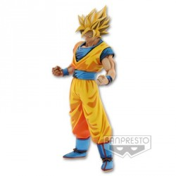 Msp Son Goku Super Saiyan Couleur Exclusive