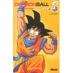 Dragon Ball Double Tome 21