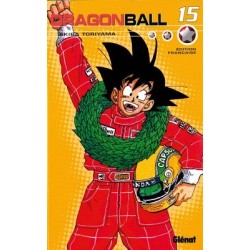 Dragon Ball Double Tome 15