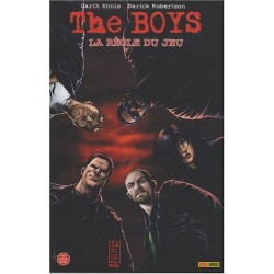The Boys Tome 01 La règle du jeu