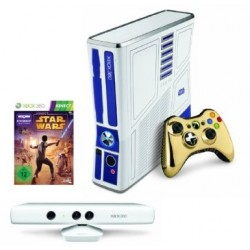 Microsoft XBOX 360 Slim 320 Go Edition Star Wars